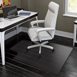 Chair Mat For Hardwood Floor prosource 47 x 35 clear multitask polycarbonate office chair floor mat for hardwood floors Chairmats For Hardwood Floors